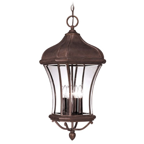 Savoy House Savoy House Walnut Patina Outdoor Hanging Light 5-3806-40