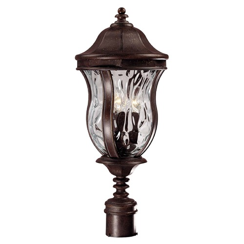 Savoy House Savoy House Walnut Patina Post Light KP-5-301-40