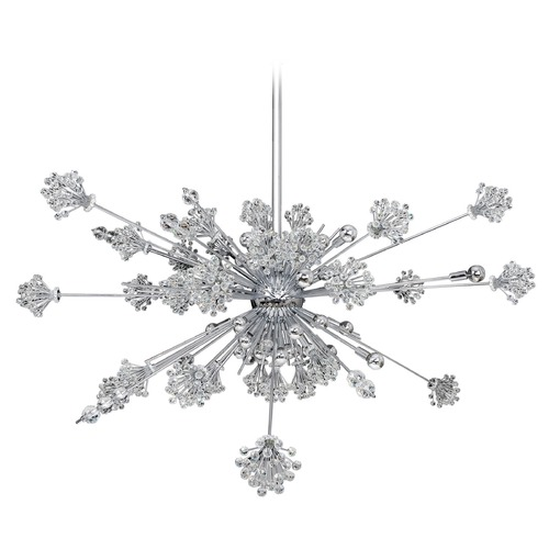 Allegri Lighting Constellation 46 Light Pendant 11636-010-FR001