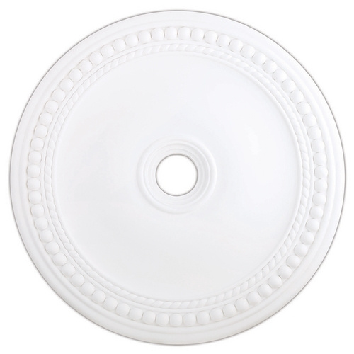 Livex Lighting Livex Lighting Wingate White Ceiling Medallion 82077-03