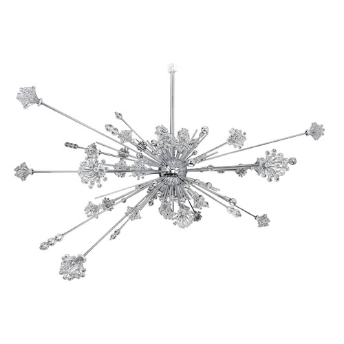 Allegri Lighting Constellation 46 Light Pendant 11638-010-FR001