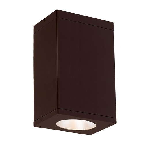 WAC Lighting Wac Lighting Cube Arch Bronze LED Close To Ceiling Light DC-CD06-S827-BZ