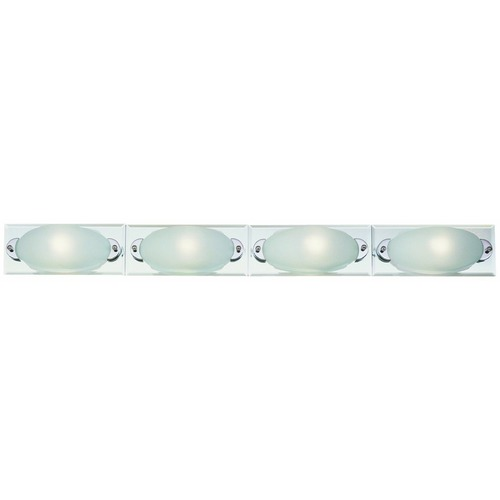 Philips Lighting Four-Light Vanity Light F4528