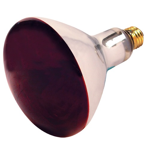 Satco Lighting Incandescent R40 Light Bulb Medium Base Dimmable S4998
