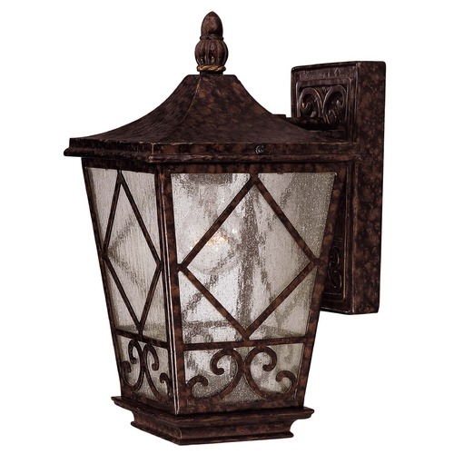 Savoy House Savoy House New Tortoise Shell Outdoor Wall Light 5-420-56