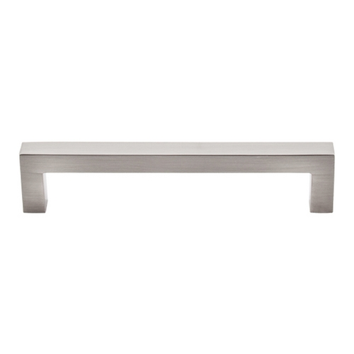 Top Knobs Hardware Modern Cabinet Pull in Brushed Satin Nickel Finish M1158