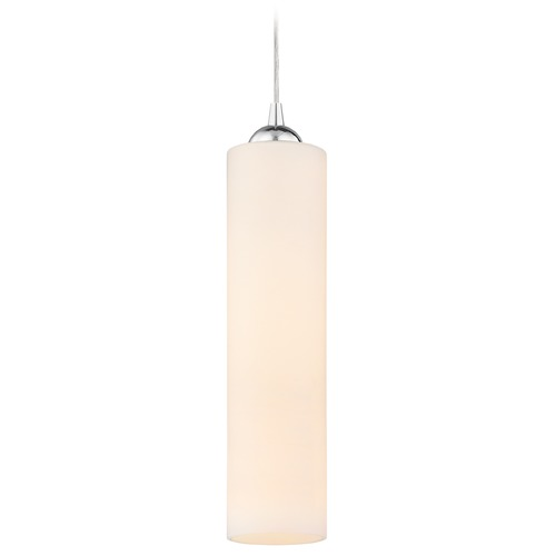 Design Classics Lighting Design Classics Gala Fuse Chrome Mini-Pendant Light 582-26 GL1628C