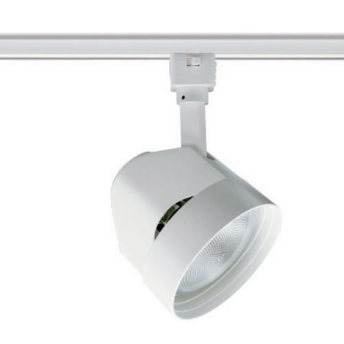 Juno Lighting Group Gyrus Light Head for Juno Track in Silver T645 SL