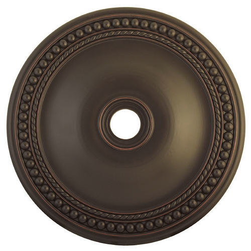 Livex Lighting Livex Lighting Wingate Olde Bronze Ceiling Medallion 82077-67