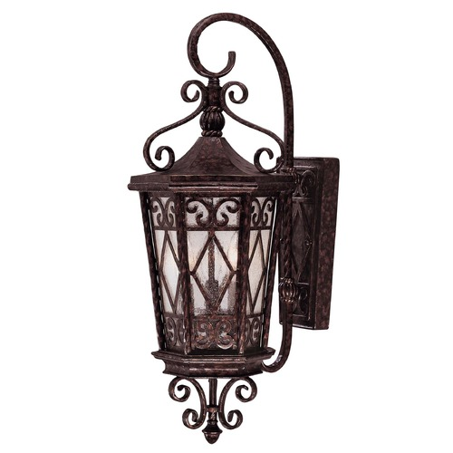 Savoy House Savoy House New Tortoise Shell Outdoor Wall Light 5-421-56