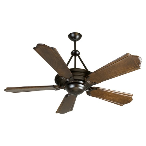 Craftmade Lighting Craftmade Lighting Metro Oiled Bronze Ceiling Fan Without Light K10721