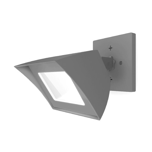 WAC Lighting WAC Lighting Endurance Architectural Graphite LED Security Light WP-LED335-30-AGH