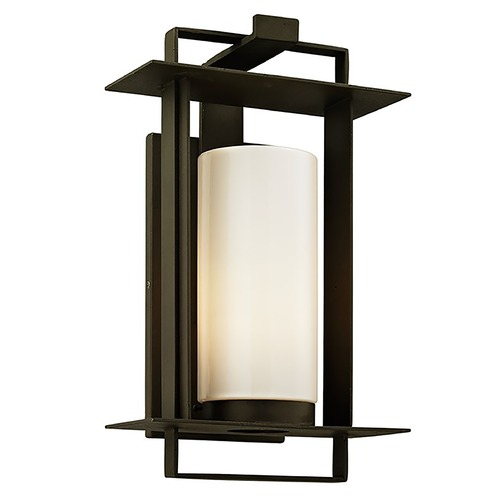 Troy Lighting Troy Lighting Kendrick Bronze Outdoor Wall Light B6421