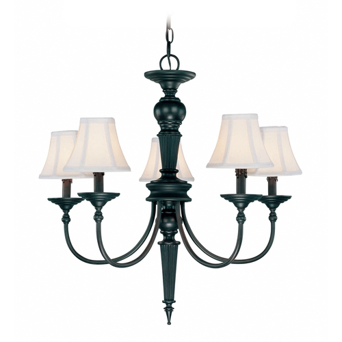 Lite Source Lighting Lite Source Lighting Grace Dark Bronze Chandelier C71038