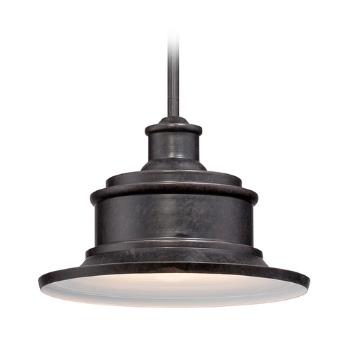 Quoizel Lighting Quoizel Seaford Imperial Bronze Outdoor Hanging Light SFD1911IB
