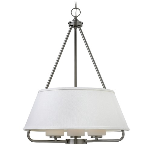 Hinkley Lighting Hinkley Lighting Cole Brushed Nickel Chandelier 3953BN