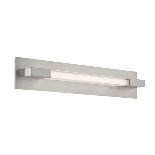 Lite Source Lighting Lite Source Belina Polished Steel LED Bathroom Light LS-16767