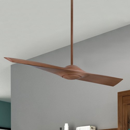 Minka Aire 52-Inch Modern Indoor Ceiling fan with Two Blades F823-DK