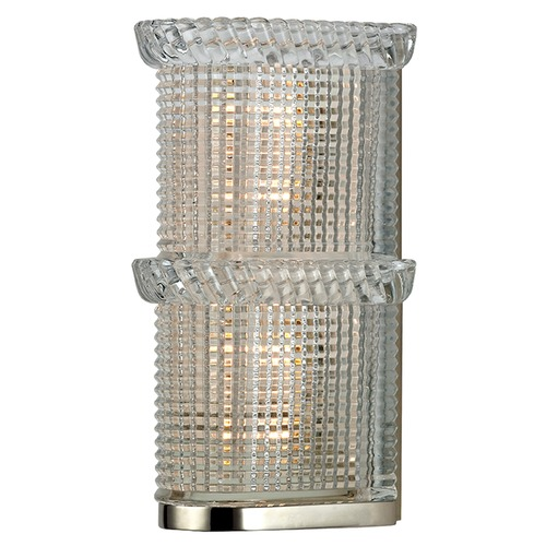 Hudson Valley Lighting Blyhte Polished Nickel Bathroom Light 5992-PN
