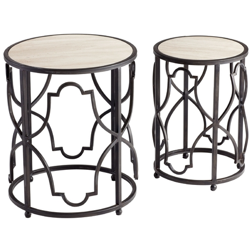 Cyan Design Cyan Design Gatsby Ebony Table 6161