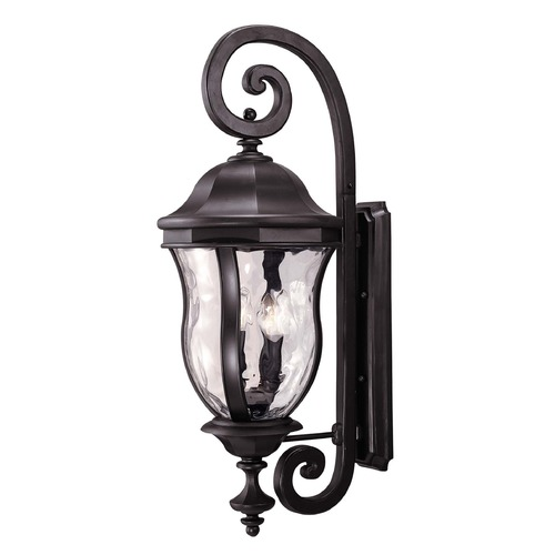 Savoy House Savoy House Black Outdoor Wall Light KP-5-303-BK