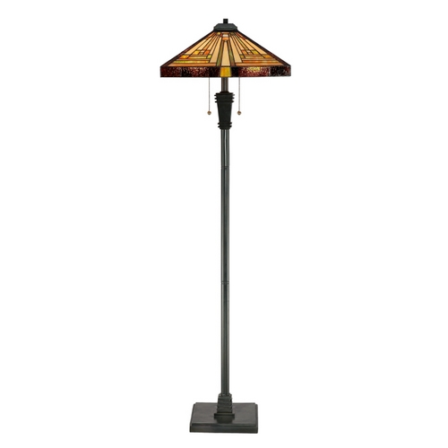 Quoizel Lighting Tiffany Floor Lamp TF885F