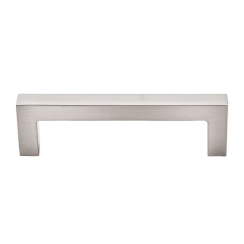 Top Knobs Hardware Modern Cabinet Pull in Brushed Satin Nickel Finish M1161