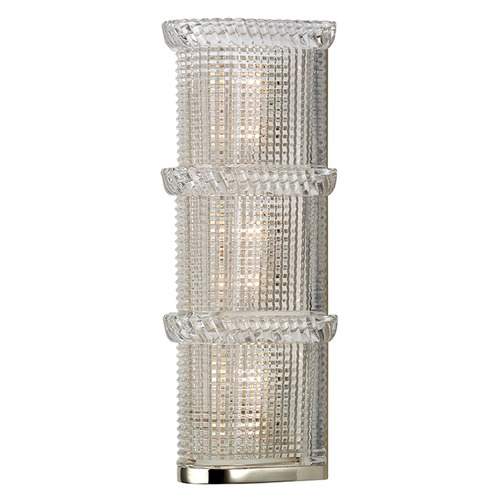 Hudson Valley Lighting Blyhte Polished Nickel Bathroom Light 5993-PN
