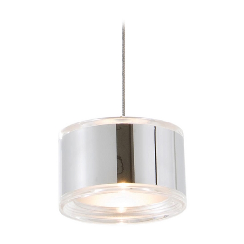 Holtkoetter Lighting Holtkoetter Modern Low Voltage Mini-Pendant Light C8110 S006 GB60 CH