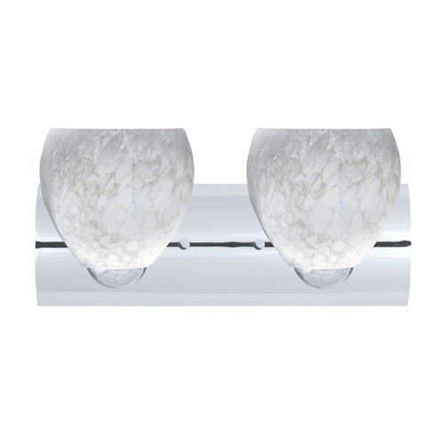 Besa Lighting Besa Lighting Bolla Chrome LED Bathroom Light 2WZ-412219-LED-CR