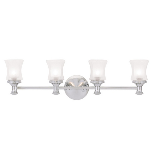 Livex Lighting Livex Lighting Randolph Chrome Bathroom Light 1464-05