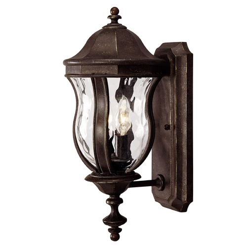 Savoy House Savoy House Walnut Patina Outdoor Wall Light KP-5-304-40