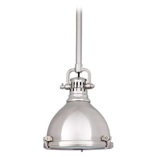 Hudson Valley Lighting Mini-Pendant Light 2210-SN