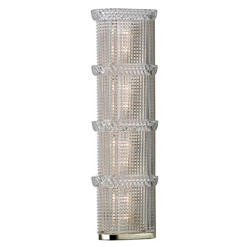 Hudson Valley Lighting Blyhte Polished Nickel Bathroom Light 5994-PN