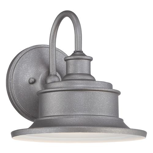 Quoizel Lighting Seaford Galvanized Outdoor Wall Light SFD8409GV Destinat