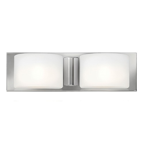 Hinkley Lighting Hinkley Lighting Daria Chrome LED Bathroom Light 55482CM-LED