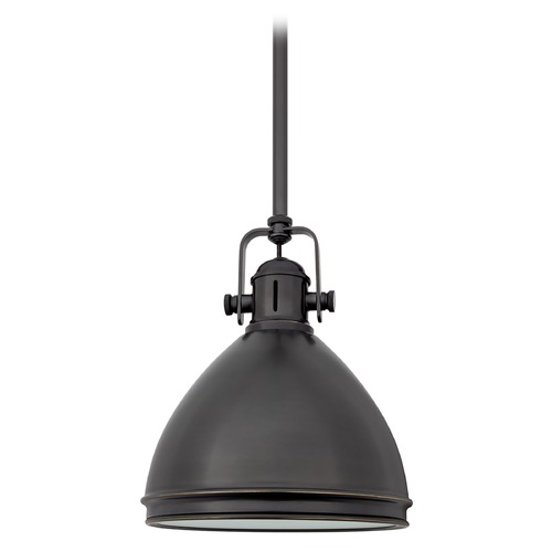 Hudson Valley Lighting Modern Mini-Pendant Light 8008-OB