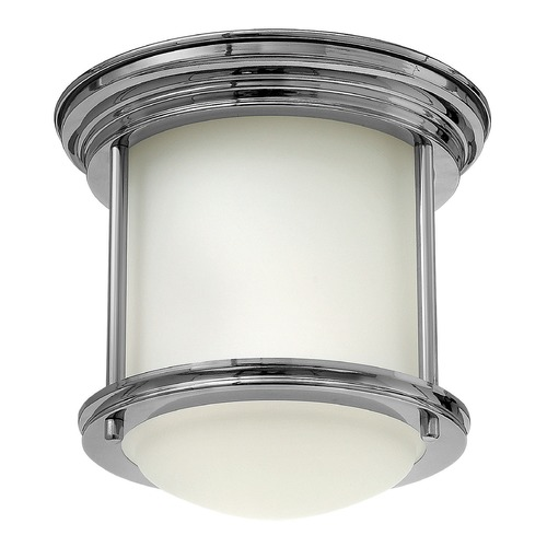 Hinkley Lighting Hinkley Lighting Hadley Chrome LED Flushmount Light 3300CM-LED
