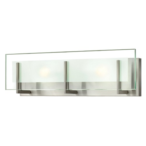 Hinkley Lighting Hinkley Lighting Latitude Brushed Nickel LED Bathroom Light 5652BN-LED