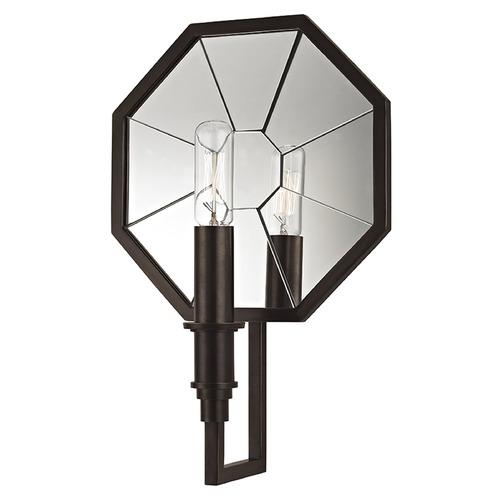 Hudson Valley Lighting Barrington: Cushing ADA 1 Light Sconce - Old Bronze
