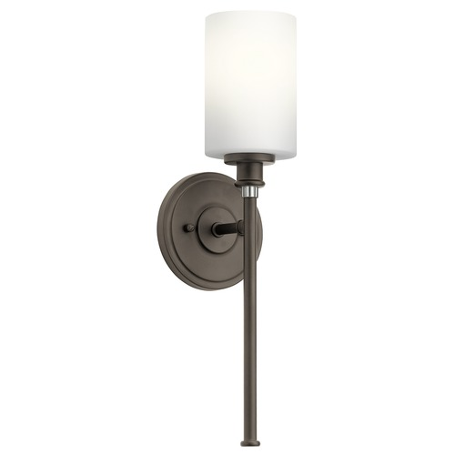 Kichler Lighting Kichler Lighting Joelson Olde Bronze LED Sconce 45921OZL16