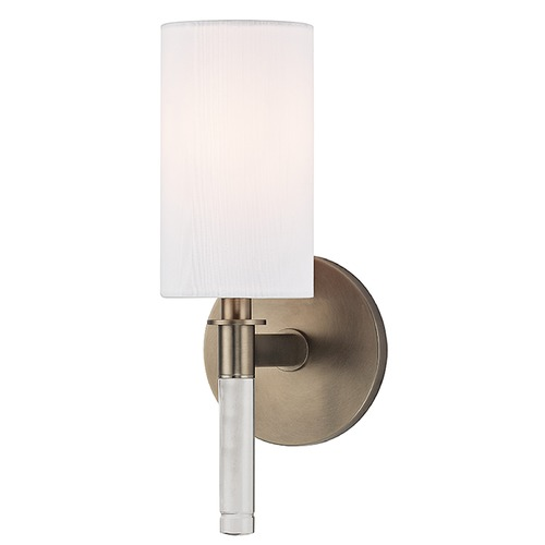 Hudson Valley Lighting Wylie 1 Light Sconce - Brushed Bronze 6311-BB