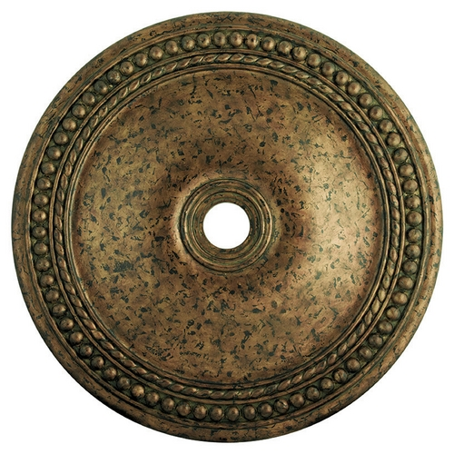 Livex Lighting Livex Lighting Wingate Hand Applied Venetian Golden Bronze Ceiling Medallion 82078-71