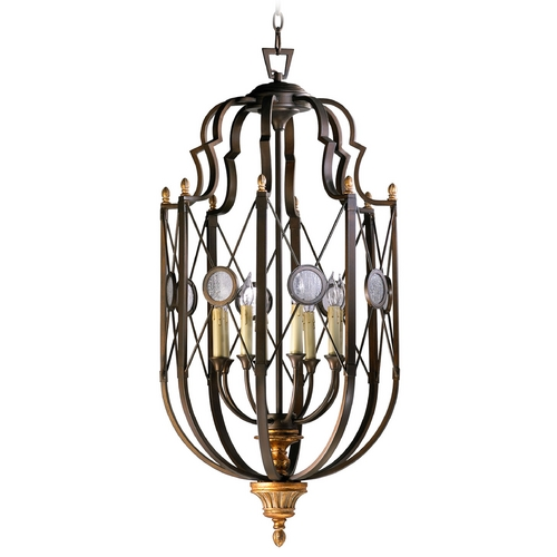 Cyan Design Cyan Design San Giorgio Oiled Bronze Pendant Light 04649