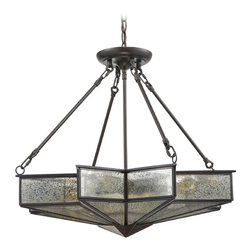 Elk Lighting Elk Lighting Decostar Oil Rubbed Bronze Pendant Light 22014/4