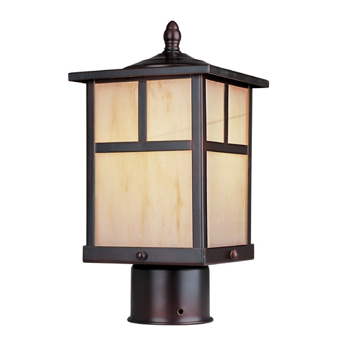 Maxim Lighting Maxim Lighting Coldwater Ee Burnished Post Light 85055HOBU