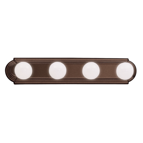 Kichler Lighting Kichler Bathroom Light in Tannery Bronze Finish 5017TZ