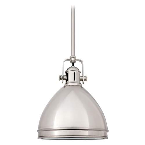 Hudson Valley Lighting Modern Mini-Pendant Light 8008-SN