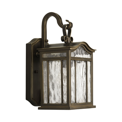 Progress Lighting Progress Outdoor Wall Light in Oil Rubbed Bronze Finish P5715-108