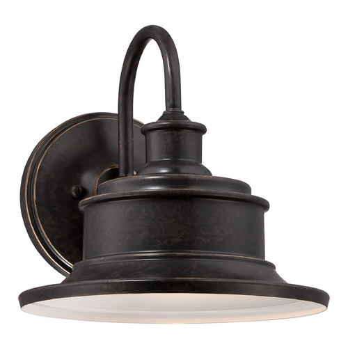 Quoizel Lighting Quoizel Seaford Imperial Bronze Outdoor Wall Light SFD8411IB